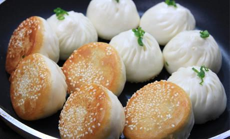 上海生煎包的做法,皮酥汁浓、肉馅香醇