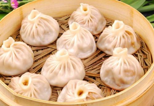 上海小笼汤包做法大全,软嫩鲜香的滋味