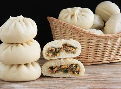 家常包子之菠菜包子的做法,简单易做